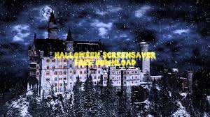halloween moving screensavers halloween screensaver for free youtube