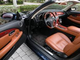 lexus sc 430 convertible 2003 lexus sc 430 convertible for sale in fort myers fl stock