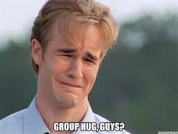 Group Hug Meme - hug guys