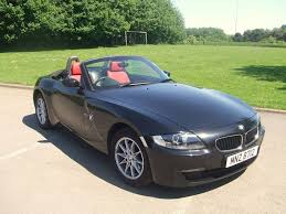 2007 bmw z4 se 2 0i manual petrol roadster 2dr convertible soft