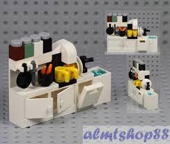 lego kitchen lego kitchen cupboard w sink dishwasher coffee maker cabinet