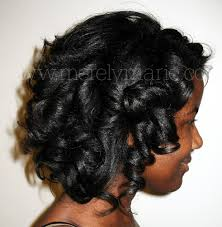roller set relaxed hair best products to roller set relaxed hair hairsstyles co