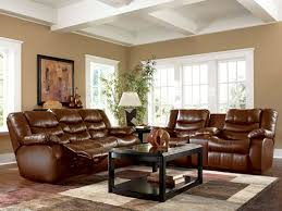 Brown Color Living Room Brown Leather Sofa Decorating Ideas Luxurious Home Design