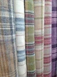 Wool Curtains Wool Plaid Curtains Fabric By Colour Wool Tartan Curtain