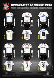 Common Camisas Corinthians Hexacampeão – Futebol Ilustrado @OZ21