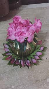 Flower Decoration At Home 10 Best Flower Rangoli Images On Pinterest Diwali Decorations