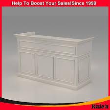 Salon Reception Desks Cheap Reception Desk White Modern Salon Buy Onsingularity