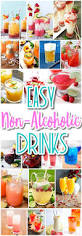 the best easy non alcoholic drinks recipes u2013 creative mocktails