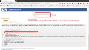 Informatica Admin Jobs Views Rss Feeds Have Validation Issues 1337894 Drupal Org