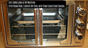 Oster Stainless Steel Oster Toaster Oven Oster Convection Oven Review U0026 First Impressions Youtube