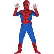 Scary Halloween Costumes Walmart Spiderman Halloween Costume