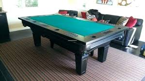 pool table dining room table combo billiard dining table combo large size of billiards dining table