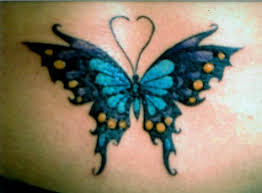 celtic butterfly and vine 50 and more butterfly tattoos with
