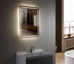 bathroom cabinets illuminated mirror bathroom mirrors