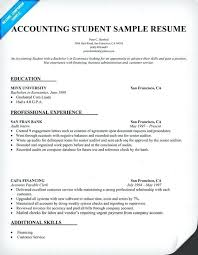 chartered accountant resume senior accountant resume sample u2013 foodcity me