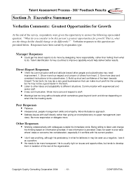 sample 360 feedback report gordon curphy phd
