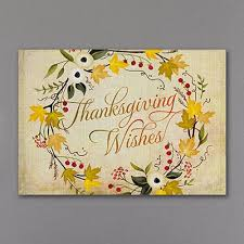 thanksgiving photo leaves cards from the impressions blank