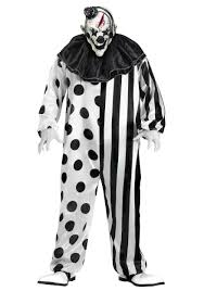scary halloween costumes for boys last laugh clown costume
