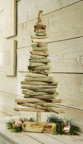 hand crafted driftwood christmas tree features adjustable wood