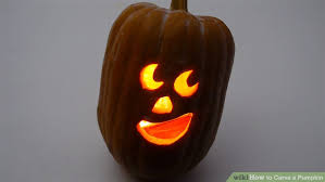 carve pumpkin 15 steps pictures wikihow