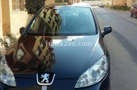 black peugeot for sale 407 peugeot 2008 giza black 1836172 car for sale hatla2ee