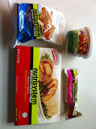 week 0 my nutrisystem food arrives nsnation kelly u0027s lucky you