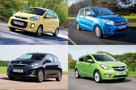 the 15 smallest cars ever cheapest car to run auto express