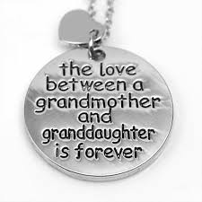 grandmother granddaughter necklace between grandmother and granddaughter necklace necklaces