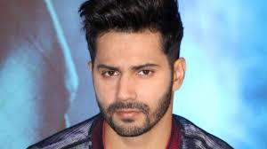 varun dhawan hairstyles hd images varun asked to shed chocolate boy image sport no make up look for