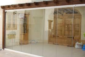 Frameless Patio Doors Decor Beautiful House Design Using Glass Bifold Doors 120now