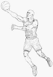 michael jordan coloring pages lezardufeu com