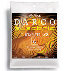 light electric guitar strings martin d9400 darco electric guitar strings super light muziker ie