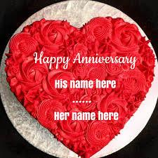 happy marriage anniversary card wish happy anniversary by customized anniversary card