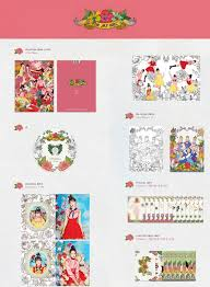mini coloring book ღ official ohmygirl comeback thread ღ first week album sales