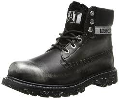 caterpillar womens boots australia caterpillar womens colorado leather closed toe ankle combat boots