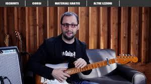 chitarra vasco come suonare gli angeli di vasco lezione chitarra