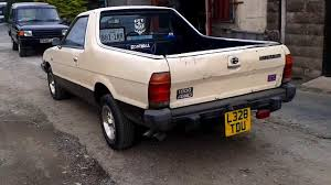 subaru justy lifted subaru mv brat youtube