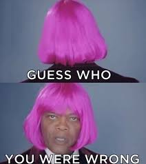 Who Meme - guess who meme guy