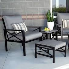 Patio Chair With Ottoman by Beautiful Patio Chair With Hidden Ottoman Different Styles Of With