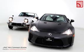 lexus lfa vs honda nsx top 10 jdm cars of all time h tune blog