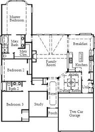 campbell floor plan by david weekley homes house pinterest