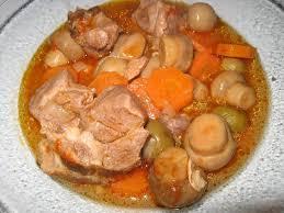 cuisiner sauté de porc recette de sauté de porc en ragoût la recette facile