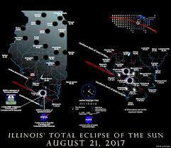 Eclipse Maps August 21 2017 Total Eclipse Of The Sun