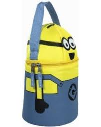 deal on despicable me minion soft lunch box insulated
