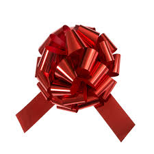 new car gift bow gift wrap
