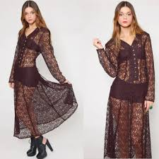 best long black goth dress products on wanelo