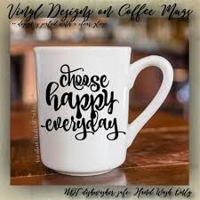choose happy everyday cute coffee mug coffee cup funny