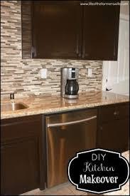 Dark Espresso Kitchen Cabinets Espresso Kitchen Love The Combination Of Dark Cabinets And White