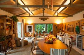 tropical style dining room homify homify
