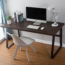 wood and metal writing desk decomate vintage computer desk wood and metal writing desk pc